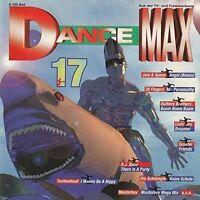 Dance Max 17 (1995) Scooter, Technohead, Jam & Spoon, Bass Bumpers, DJ .. [2 CD]