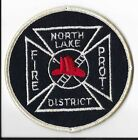 Northlake Fire Protection District, Illinois Shoulder Patch V2