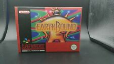 Earth Bound Super Nintendo SNES Video Game PAL Version Boxed