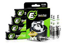 E3 DiamondFire E3.58 spark plugs x4
