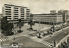 PESCARA, PIAZZA SALOTTO, STRISCIONE PEPPINO DI CAPRI, META' ANNI '60      m