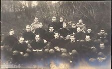 West Point Post Card 1908 National champion football team