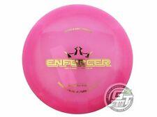New Dynamic Discs Lucid Enforcer 168g Pink Gold Foil Distance Driver Golf Disc