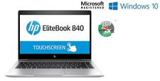 HP EliteBook 840 G2 14 i5-5300U 8GB 750GB HDD FHD Windows 10 Pro Laptop Touch