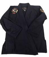Fuji Martial Arts Kimono Dark Blue Jacket Size A3 Style 83977