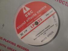 "RARE  - BBC Sounds Effects EC 17P - Horsedrawn Traffic - 7"" 33rpm"