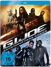 ADEWALE/ECCLESTON,CHRISTOPHER AKINNUOYE-AGBAJE-G.I.JOE STEELBOOK   BLU-RAY NEU