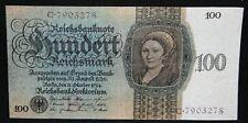 Alemania 100 Marcos Reichsbanknote 11.10.1924 km 178, Ro 171 A
