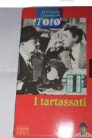 VHS=I TARTASSATI (1959)=L GRANDE CINEMA DI TOTO=FABBRI VIDEO
