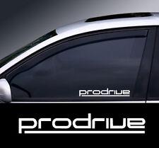 Prodrive Logo Fenster Grafik Sticker *Farben Auswahl