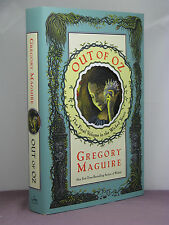 1st, signed by the author, Out of Oz by Gregory Maguire (2011)