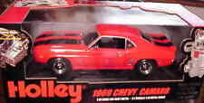 1969 Chevrolet Camaro SS Red Holley 1:18 Ertl American Muscle 33443