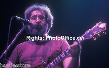 Grateful Dead/Jerry Garcia, RARO concerto 30x45cm poster foto