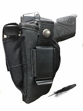 Concealed Nylon Gun Holster Fit Beretta 950 Jetfire. For your Hip or IWB