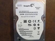 """Seagate ST9750420AS 9RT14G-500 FW:0001SDM5 WU 750gb 2.5"""" Sata HDD"""