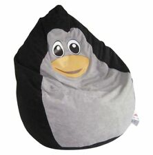 Sitzsack Pinguin Kindersitzsaecke Sitzkissen Sitzsäcke
