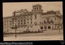 2205.-SAN SEBASTIAN -98 Nuevo Teatro y Estatua de Oquendo