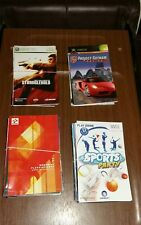 MASSIVE(*48*)MANUALS XBO360 /WII/PLAY STATION 2  /XBOX