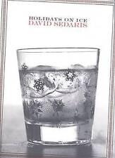 Holidays on Ice, David Sedaris, New Book