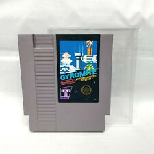 Gyromite Nintendo NES w Famicom Adapter 5 Screw Pins Cleaned FAST FREE SHIPPING