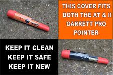 Garrett AT PRO POINTER ** ** copertura si adatta sia a/II modelli (Rosso/Trasparente)