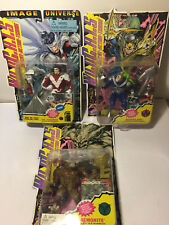 Wild C.A.T.S. Covert Action Teams ~ LOT OF 3~ WARBLADE ~ DAEMONITE~ MR. MAJESTIC