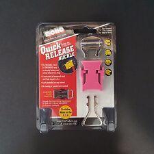 Echo Quick Release Helmet Buckle - Pink - Qty (12) - 0108-008