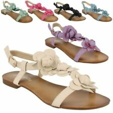 Synthetic Slingbacks Floral Sandals & Flip Flops for Women