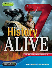 History Alive 7 for the Australian Curriculum & EBookPLUS by John Hospodaryk, Robert Darlington (Paperback, 2012)