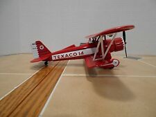 Wings of Texaco #3 Stearman Biplane,MINT, stock # F121