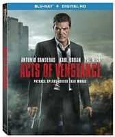 Acts Of Vengeance [New Blu-ray]