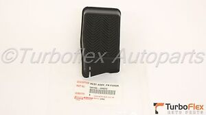 Toyota Tacoma 2005-2015 Driver side Foot Rest With Clips 58190-04022 Genuine OEM