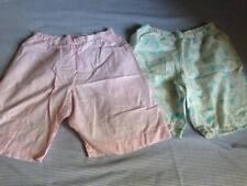 LOT VETEMENTS 10 12 ANS Pyjama caleçon shorts plage