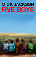 Five Boys by Mick Jackson (Paperback, 2002) (F20)