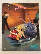 WDCC Disney Sketches Magazine 2000 Vol 8 No 4