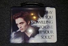 The Twilight Saga New Moon Lunch Box with Edward
