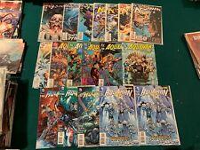 Aquaman Comic Lot, Multiple Series, Dc Comics