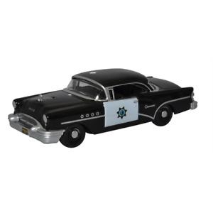 Oxford 87BC55003 Buick Century 1955 California Highway Patrol 1/87