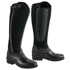 Equestrian Pony Horse Waterproof Neoprene Mucker Stable Long Riding Boots SALE