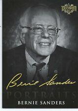 2016 Decision 2016 Candidate Portraits #CP3 Bernie Sanders