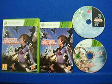 Xbox 360 DODONPACHI RESURRECTION Deluxe Edition + Bonus Dvd PAL UK REGION FREE