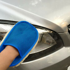 Super Soft Lambswool Car Wash Mitt Deep Pile Cleaning Glove Wash Tool
