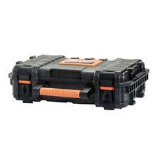 "RIDGID Toolbox 22"" Pro Organizer Portable Tool Box Mechanic Chest Storage Black"