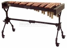 Adams xs2lv35 xilófono líder franquea - 3 1/2 octavas, rosas de madera