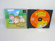 HAMSTER NO ODEKAKE PS1 Playstation PS Import JAPAN Video Game p1