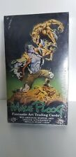 Mike Ploog Fantasy Art Trading Card Box Collector Trading Card Unopened Pack Box