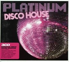 Platinum Disco House Armand van Helden, Connie Harvey, Deep Down, Chris.. [3 CD]
