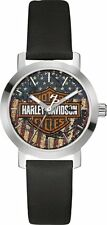 Bulova Harley-Davidson Womens Watch. 76L174. Live to Ride with Harley-Davidson