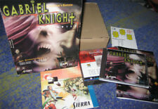 Gabriel Knight Mysteries (Collector's Edition) PC KULT BIG BOX