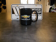 New Chevrolet Logo Ceramic Coffee Mug 15 oz